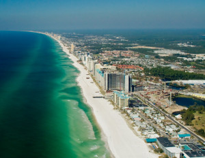 panama city beach, one of floridas best cities for vacation homes