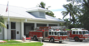 Buying a home near a fire station