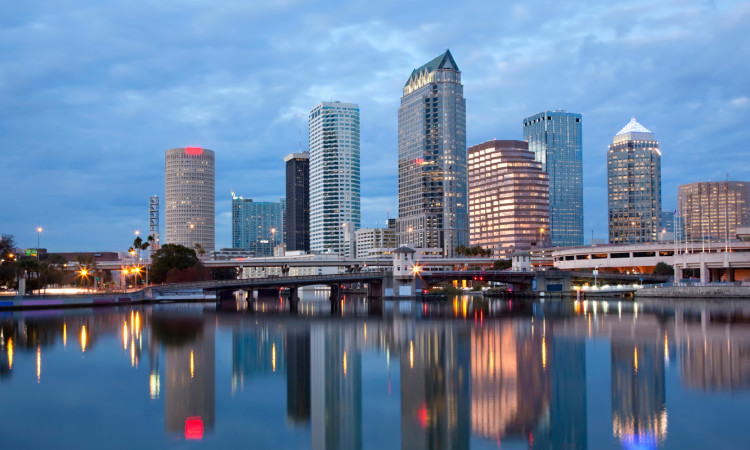 moving to tampa florida